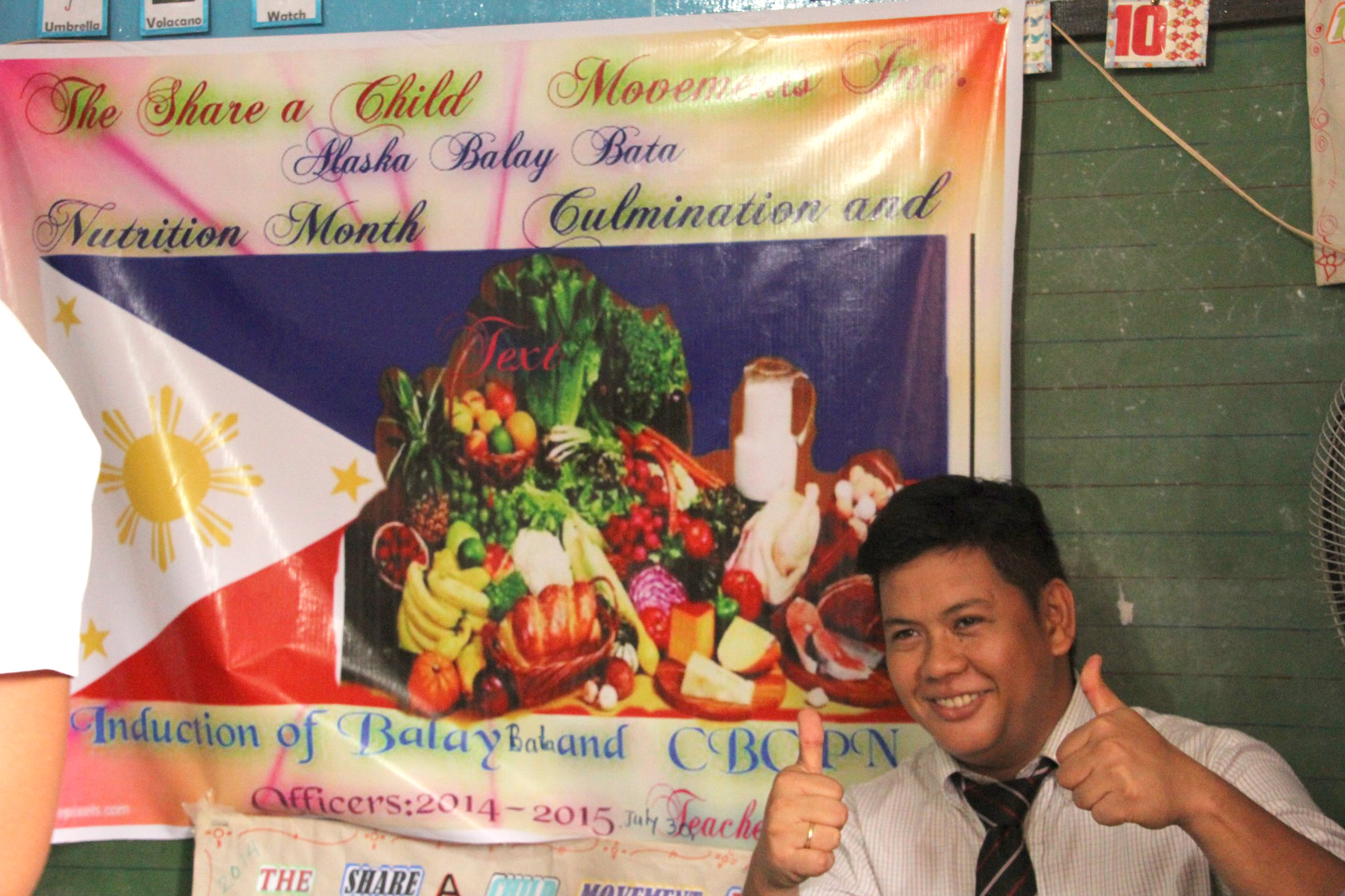 Photo nutritionmonth classroom