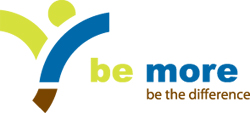 Logo Be-More
